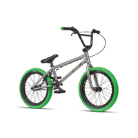 "Bmx WETHEPEOPLE Curse 18"" brushed chrome  2016"