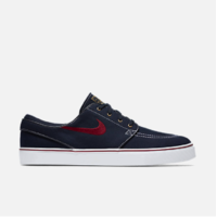 Shoes NIKE SB Stefan Jansoki canvas obsidian/team red