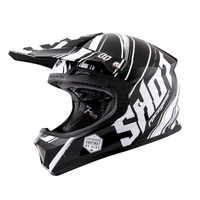Casque SHOT Genesis black/white