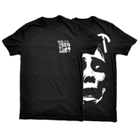 Tee shirt CULT have you seen me black