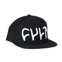 Casquette CULT Starter x Cut snap back black