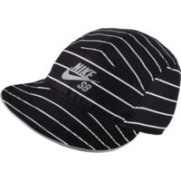 Casquette NIKE SB reversible 5 panels black/grey