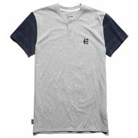 Tee shirt ETNIES E-Corp Henly navy heather