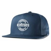 Casquette ETNIES Logo snapback navy