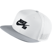 Casquette NIKE SB Perf Trucker white/cool grey