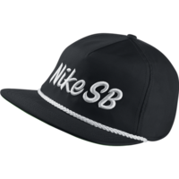 Casquette NIKE SB Unstruct Dri FIT Pro black white