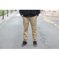 Pantalon LEVIS SKATE chino work pant harvest gold