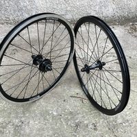 """Paire de roues STAY STRONG Evolution 20 X 1"""" 3/8"""