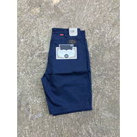 Short LEVIS SKATE work short navy
