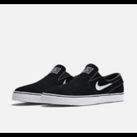 Shoes NIKE SB Stefan Janoski slip black