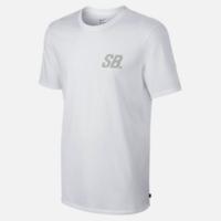 Tee shirt NIKE SB Tonal white