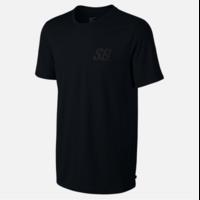 Tee shirt NIKE SB Tonal black