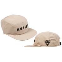 Casquette MUTINY Novel Hat tan