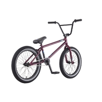 "Bmx HARO Interstate 21"" gloss/burgundy 2016"