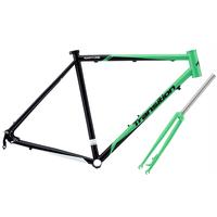 Kit cadre TRANSITION Rapture CX black/green