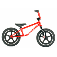 "Bmx UNITED balance 12"" gloss red 2016"