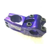 Potence PROFILE Push Mulville 53mm purple