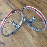 Paire de roues ONYX/ALIENATION custom 20 X 1.75
