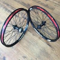 Paire de roues PROFILE/SUNRINGLE custom 20 X 1.75