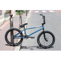 """Bmx SUBROSA custom Noster 20.80"""" blue 2016"""