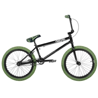 "Bmx SUBROSA Tiro 20.50"" black/army green 2017"