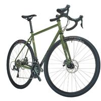 Vélo gravel GENESIS Croix de Fer 20 olive green 2016
