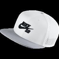 Casquette NIKE SB perf trucker white/grey