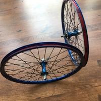 Paire de roues ABP expert 1-3/8