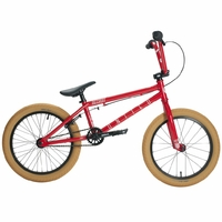 "Bmx UNITED Recruit 18"" gloss red 2017"