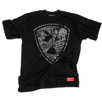 Tee shirt SUBROSA x The Come Up collab black