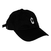 Casquette SHADOW Crowlo Polo black