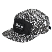 Casquette SHADOW Static Camp black/white