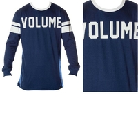 Tee shirt VOLUME Jersey blue