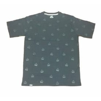 Tee shirt DUB BMX Crown black black