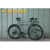 Vélo FAIRDALE Weekender Drop chrome 2017