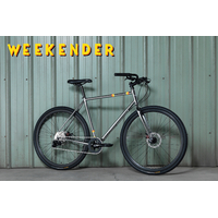 Vélo FAIRDALE Weekender Archer chrome 2017