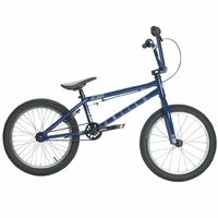 "Bmx UNITED Recruit 18"" gloss navy blue 2017"