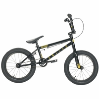 "Bmx UNITED Recruit 16"" gloss black 2017"