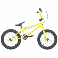 "Bmx UNITED Recruit 16"" gloss yellow 2017"