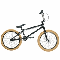 "Bmx UNITED Recruit JR 20"" gloss black 2017"