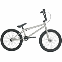 "Bmx UNITED Recruit JR 20"" gloss grey 2017"