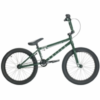 "Bmx UNITED Recruit JR 18.5"" gloss dark green 2017"