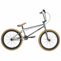 "Bmx UNITED Supreme 20.25"" chrome 2017"