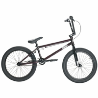 "Bmx UNITED Supreme 20.25"" trans dark red 2017"
