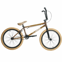"Bmx UNITED Martinez 20.50"" trans gold 2017"