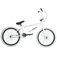 "Bmx UNITED Martinez 20.50"" gloss white 2017"