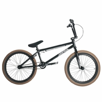 "Bmx UNITED KL40 21"" gloss black 2017"