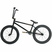 "Bmx UNITED Valentino LHD FC 20.75"" gloss black 2017"