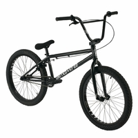 "Bmx UNITED KF22 22"" semi gloss black 2017"