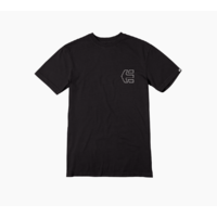 Tee shirt ETNIES Mini icon black